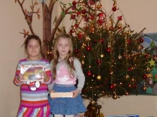 Karácsony a kis-középső csoportban