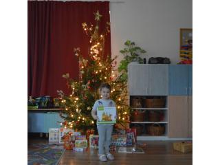 Karácsony a kiscsoportban