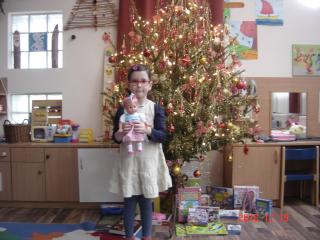 Karácsony a nagycsoportban