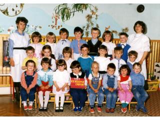 1991 Kis-középső csoport