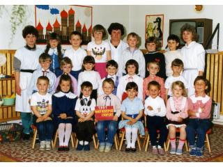 1991 Nagy-középső csoport