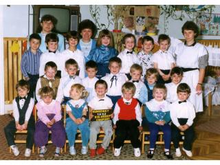 1992 Kis-középső csoport
