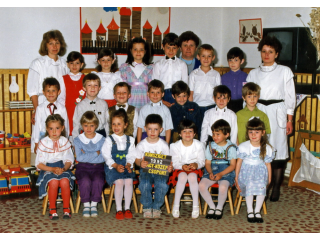 1992 Nagy-középső csoport