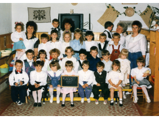1995 Kis-középső csoport