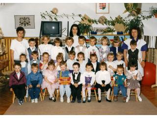 1996 Kis-középső csoport