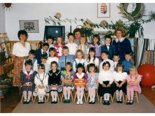 1996 Nagy-középső csoport