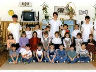 1998 Iskolába lépők