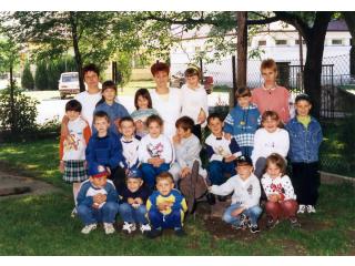 1999 Iskolába lépők
