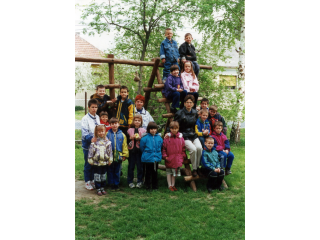 2001 Iskolába lépők