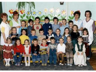 2004 Kis-középső csoport