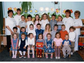 2005 Kis-középső csoport