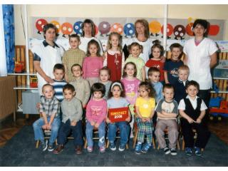 2006 Kis-középső csoport