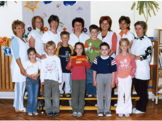 2007 Iskolába lépők