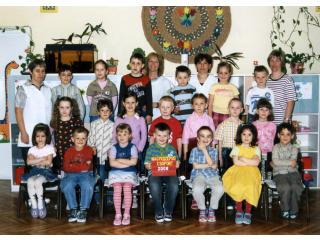 2008 Nagy-középső csoport